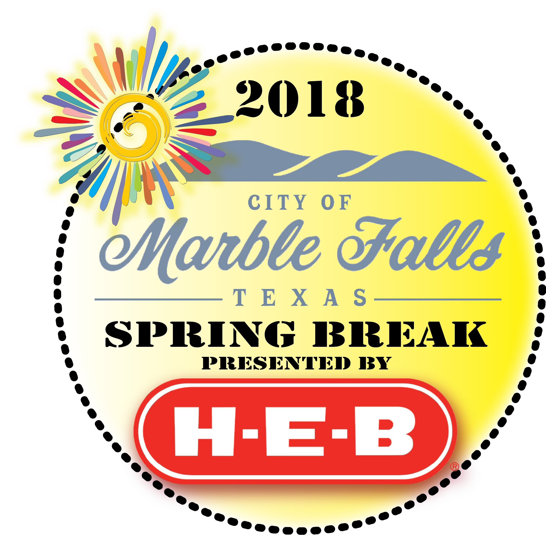 Spring Break 2018 Logo