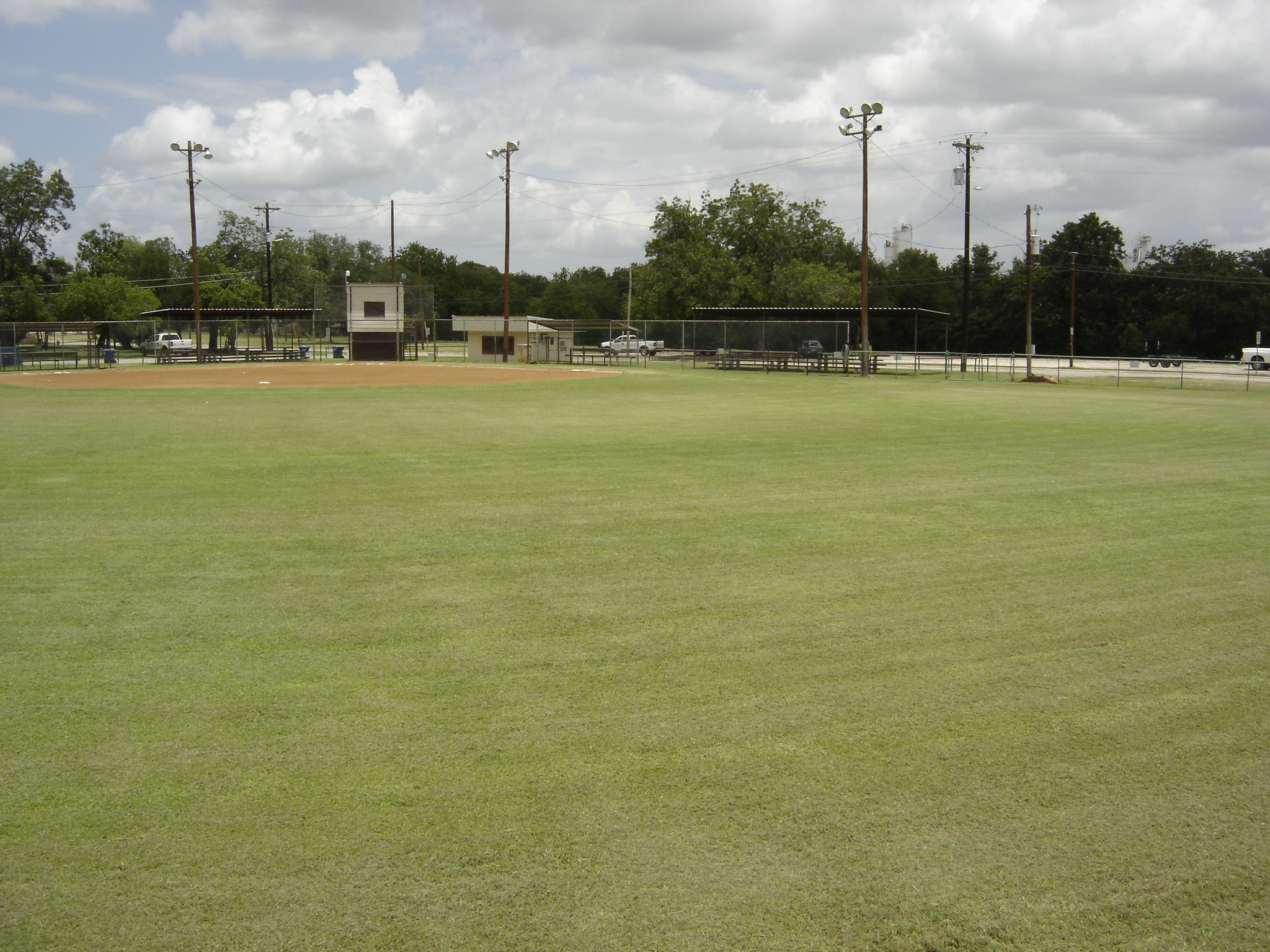 Johnson Park Ball Field