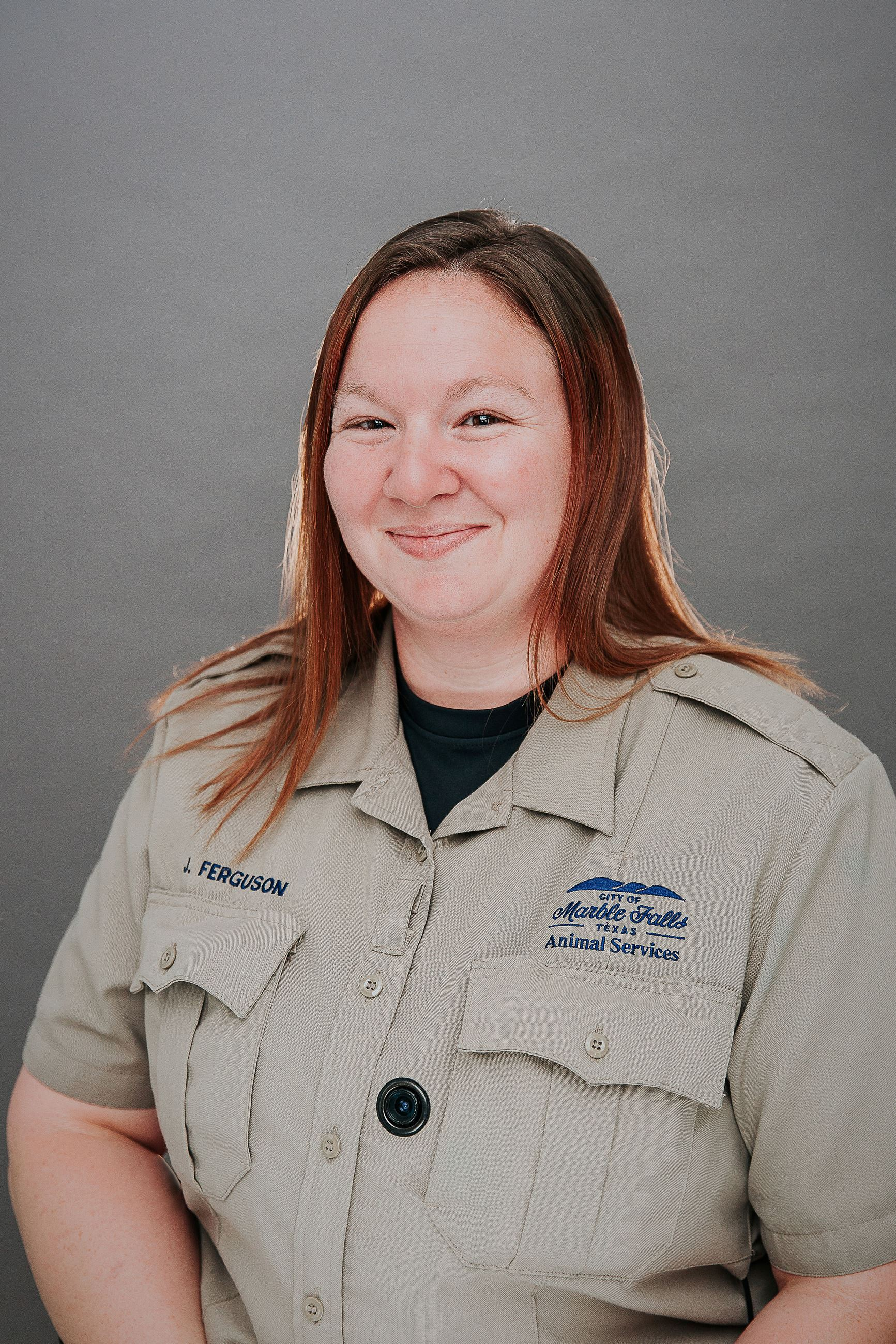 Animal Control Officer Jacey Ferguson