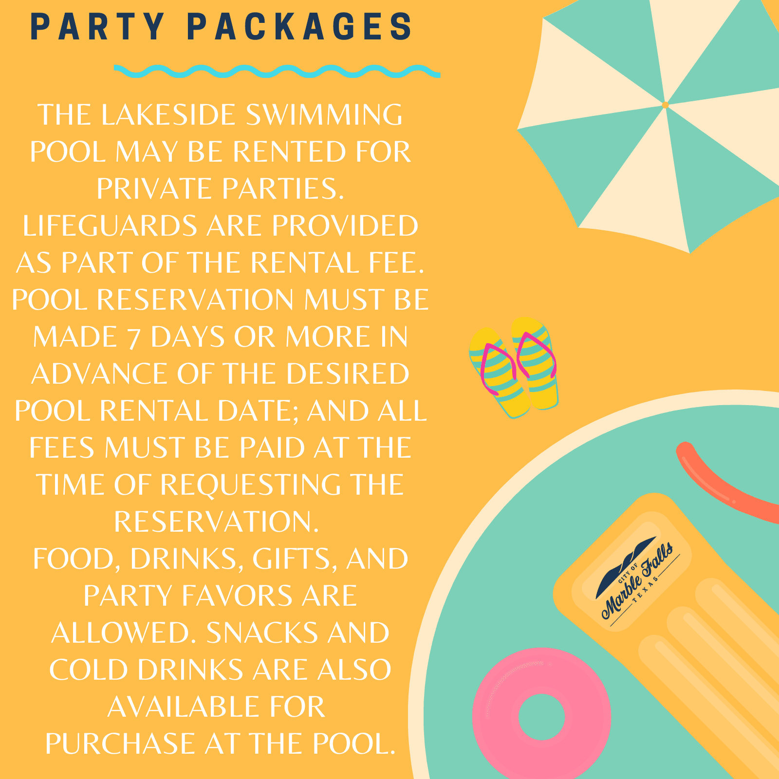 Pool Party Packages v2