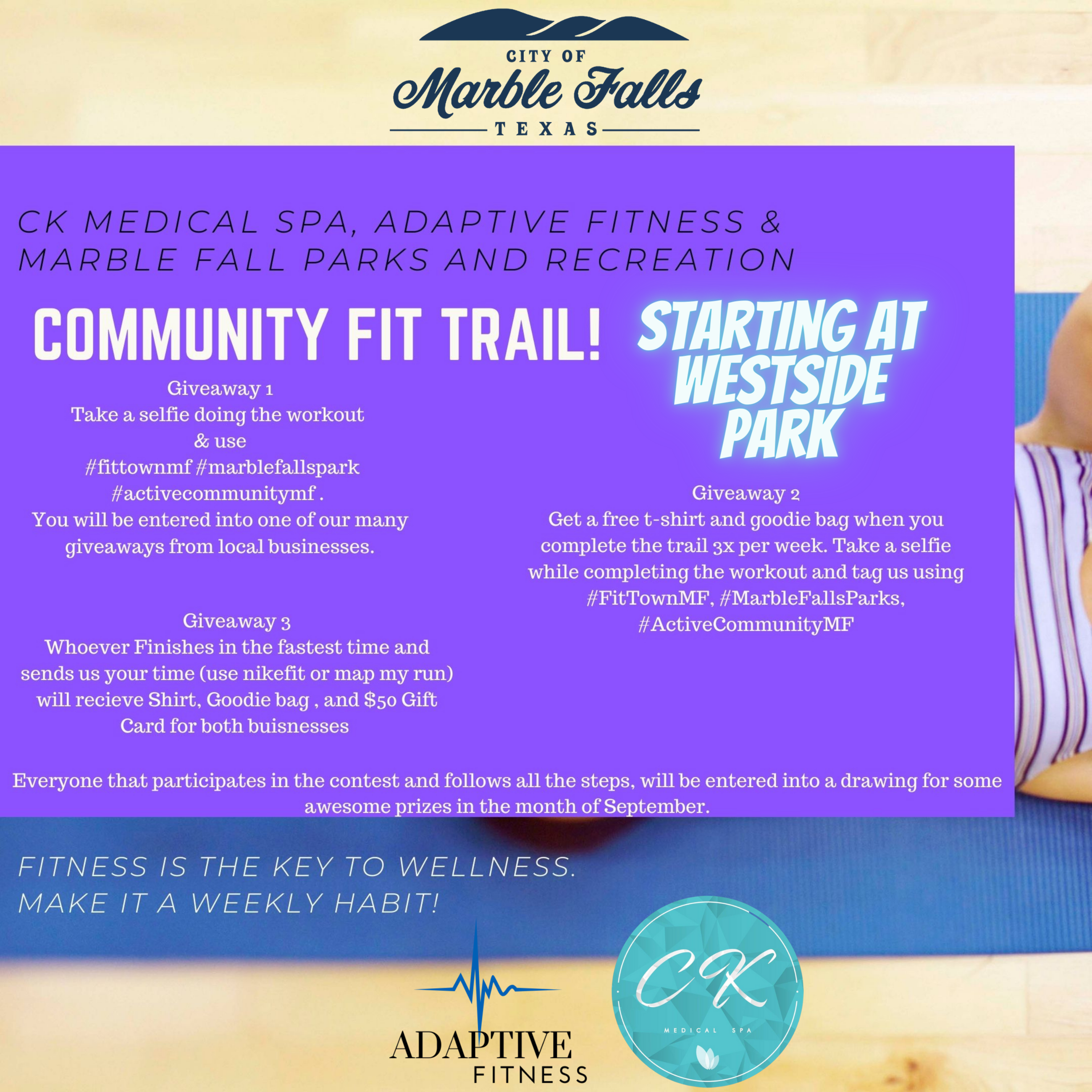 Community Fit Trail