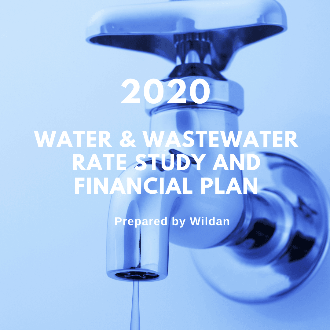 2020 water_wastewater study and financial plan