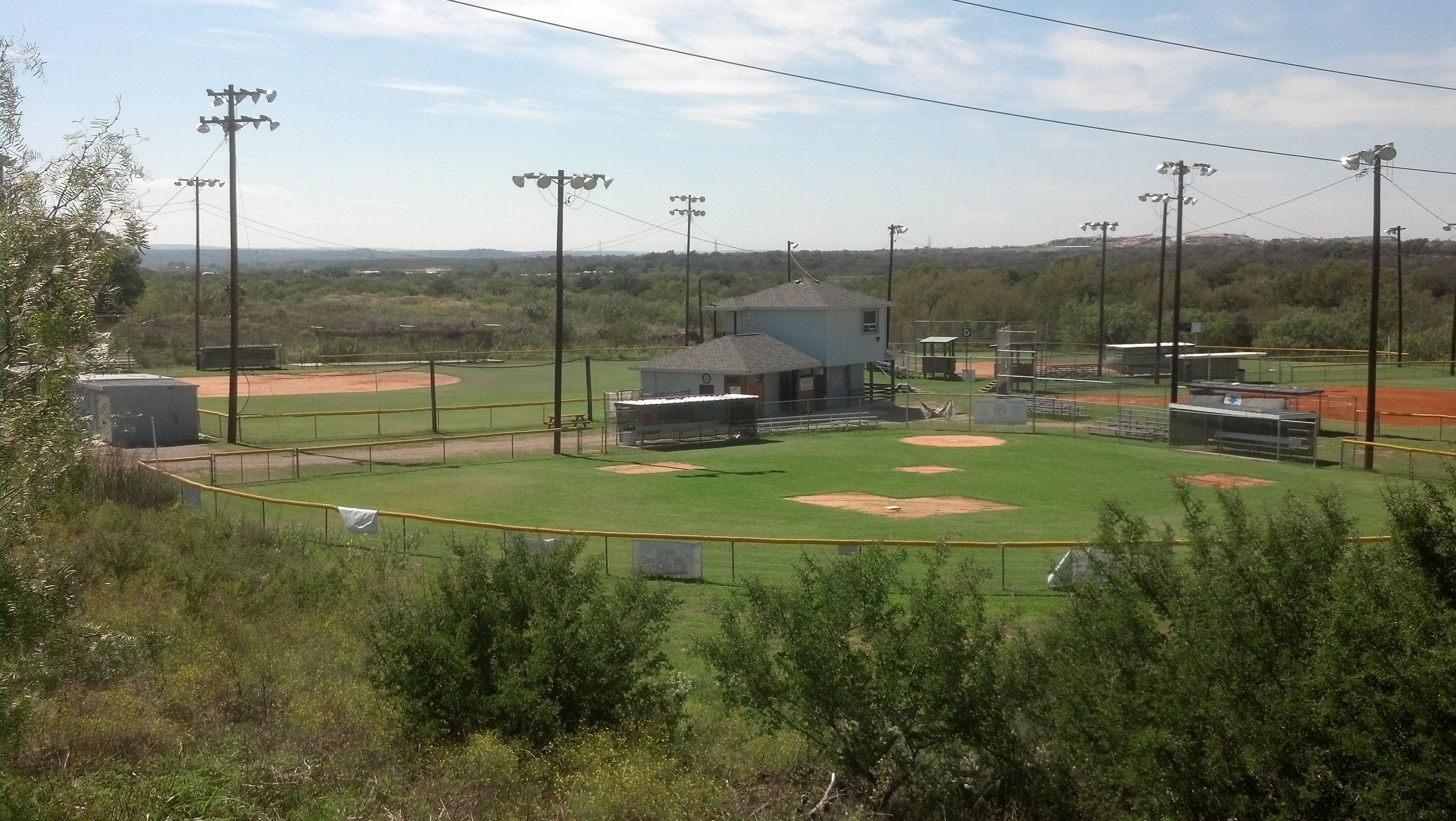 Rotary Ball Fields