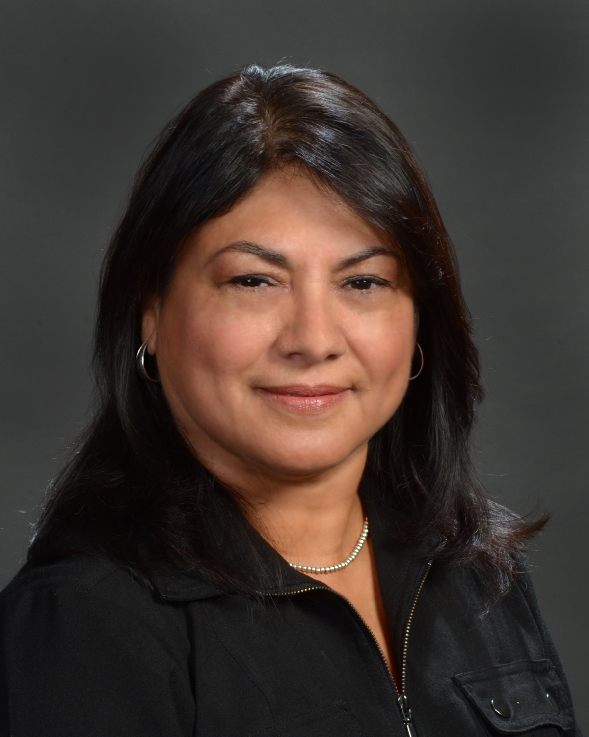 Finance Director Margie Cardenas